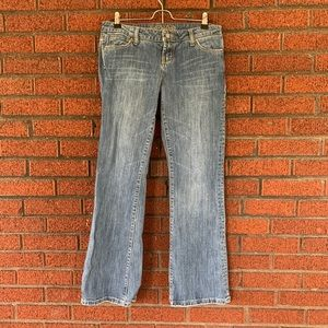 American Eagle Hipster Jeans Size 4S